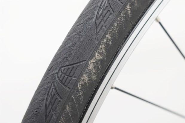2年間8000km乗ったタイヤの路面抵抗は悪化するのか?