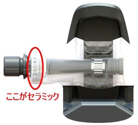 -2w削減!?セラミック搭載LOOK『Keo Blade Carbon Ceramic』ペダル登場!