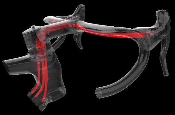 ピナレロ2021 PRINCE FXの〇つの改良点 ヘッドチューブ
