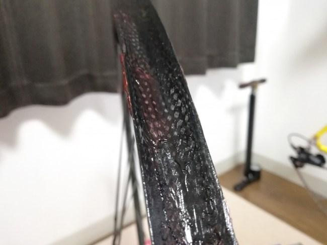 チューブラーテープを簡単・安全・綺麗に取り除く方法『Effetto Mariposa Carogna Remover』