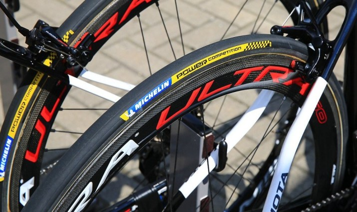 Michelin『Power Competition Tubular』 Mt.富士ヒル タイヤ考。今Lightweight Gipfelsturmに装着すべきは?