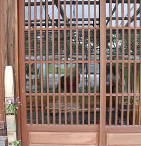 木製建具と木づかい-2
