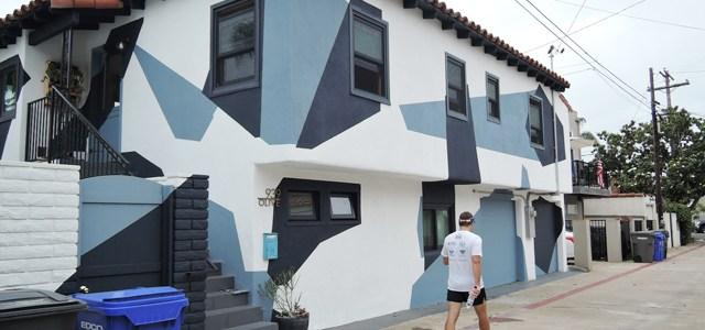 アメリカ西側放浪記2~鮮やかな色の建物たち~