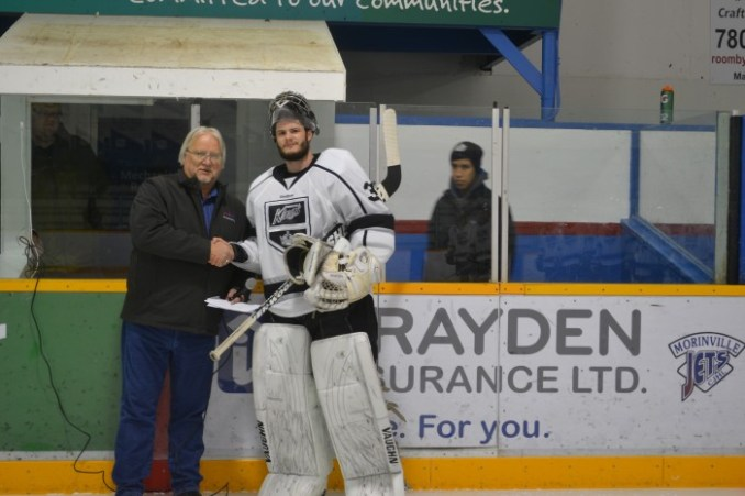 Top Goalie NCHL