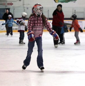 Family-Skate-At-The-Arena