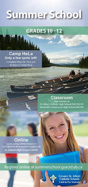 Summer School ad -Morinvillenews2015 1-2 page