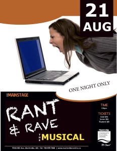 RANT AND RAVE