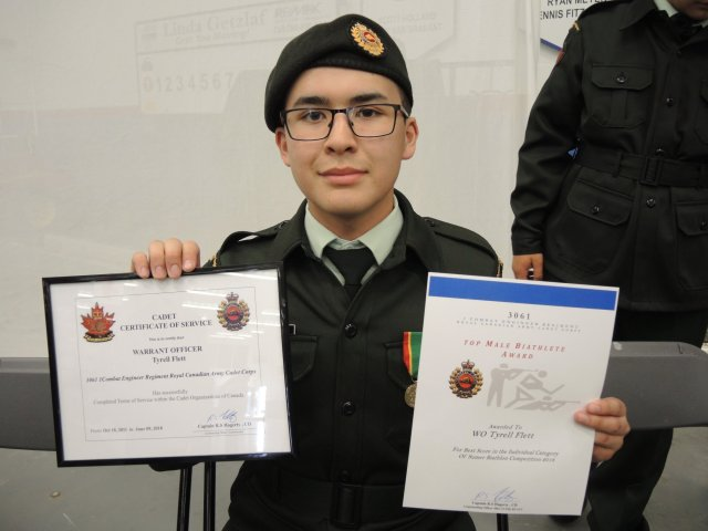 3061 1 Combat Engineer Regiment Royal Canadian Army Cadet