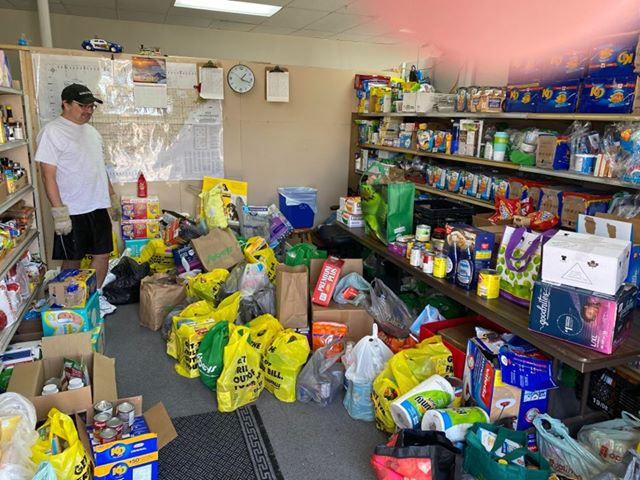 Letter: Grateful for South Glens' Food Bank Drive support