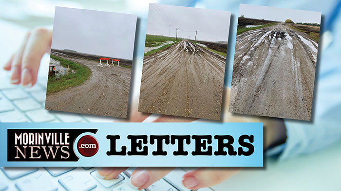 Letter: County roads need improvement