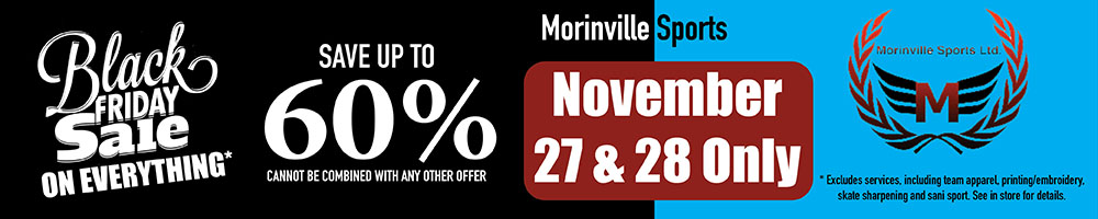 morinville sports banner
