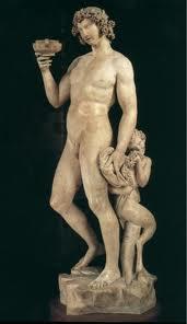 Bacchus フィレンツェ・バルッジェロ美術館収蔵