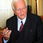 独・<ruby>ヴァイツゼッカー<rt>Weizsäcker</rt></ruby>氏が亡くなって…