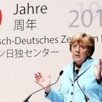 <ruby>メルケル<rt>Angela Merkel</rt></ruby>、安倍に釘を刺す