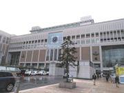 札幌の玄関、札幌駅