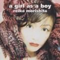 森下 玲可 2ndアルバム a girl as a boy 1995/10/21 BMGビクター