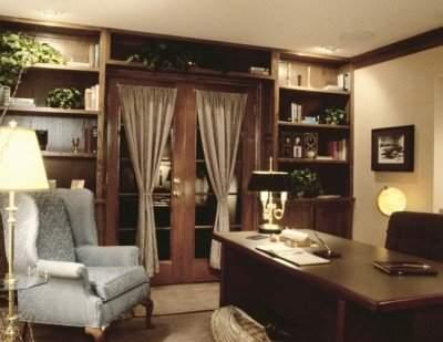 Law Office Interior Design2