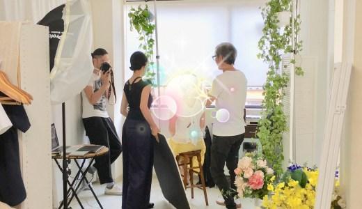 今どきの「婚活写真」って男女ともにこんなオシャレに、大切に撮影されます