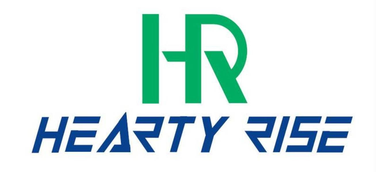 Logo Hearty Rise
