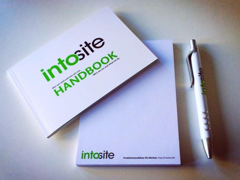 intosite - handbook