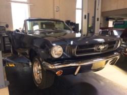 1965 Mustang Convertible