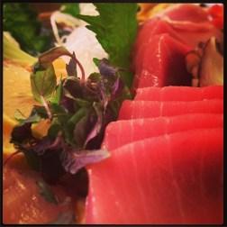 Matsumi - tuna sashimi