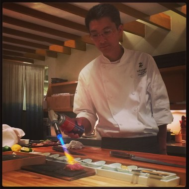 Sushi Ran - Executive Chef - Takatoschi Toshi