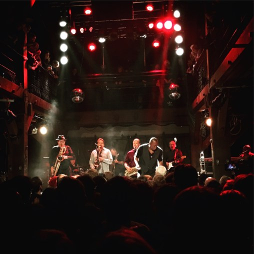Tower of Power - live at Fabrik 2015 - 1