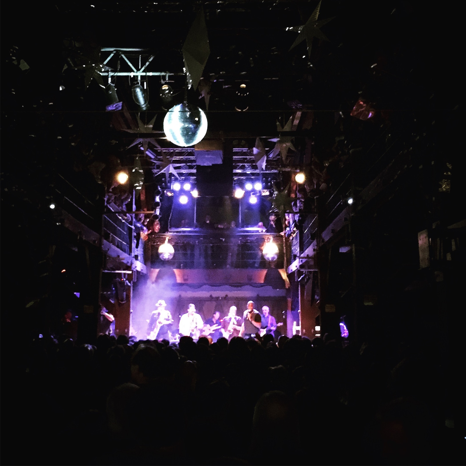 Tower of Power - live at Fabrik 2015 - 2