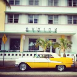 Miami Beach - Ocean Drive - Avalon