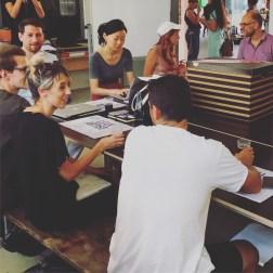 lean artist accelerator - Design Thinking Workshop 4