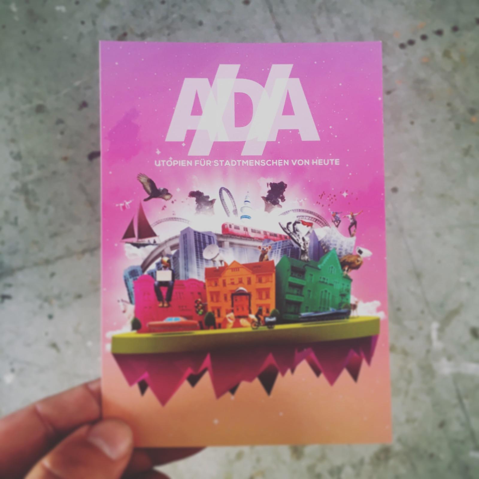 lean artist accelerator - A/D/A Hamburg