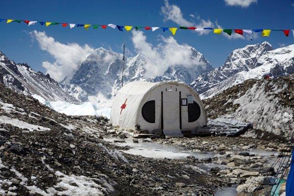 Everest ER – Himalayan Rescue Association Everest-Base-Camp