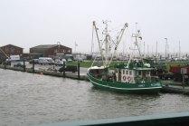 Fischkutter bringen ihren Fang nach Hause