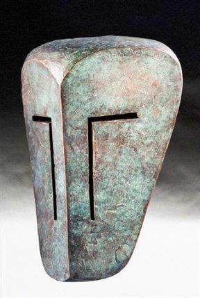 Mask-No.2.Bronze.15inches-1