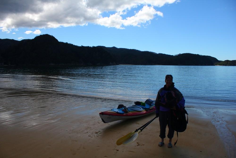 Día 10 Parque nacional de Abel Tasman, excursión en kayak! (2/6)