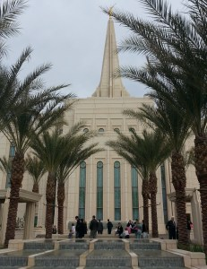 Gilbert Arizona LDS Temple
