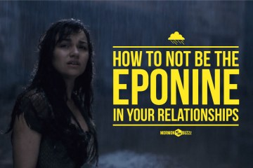 How to not be the Eponine in Your Relationships