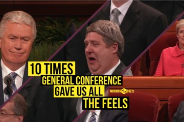 10 Times General Conference Gave Us All the Feels