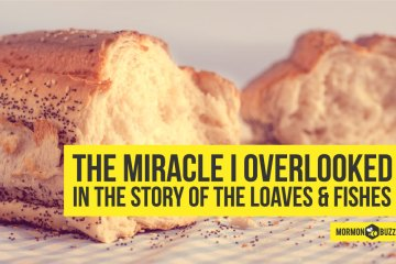 The Miracle I Overlooked In the Story of the Loaves & Fishes