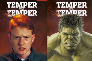 Popular Mormon Ads Reimagined with Marvel Characters