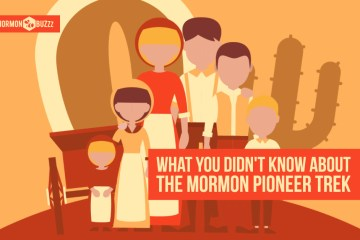 What You Didn't Know About the Mormon Pioneer Trek