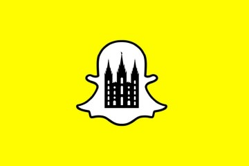 You Can Now Follow the LDS Church on Snapchat