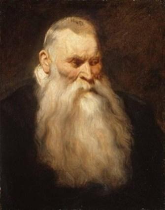 7_Anton Van Dyck_Studie van oude man_M