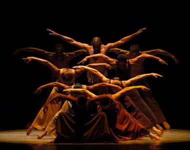 Alvin Ailey's_Revelations_foto Paul Kolnik