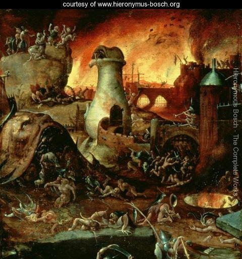 Hieronymus Bosch_De hel_II_L