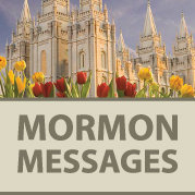 Use Mormon Messages for Baptism Waiting
