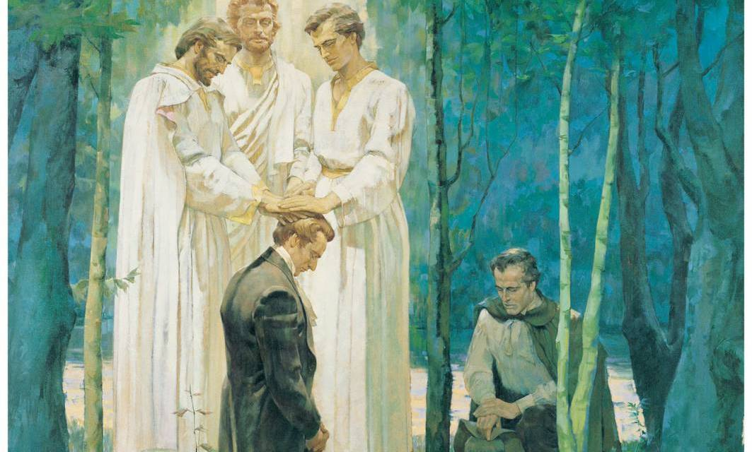 Request Your Priesthood Line of Authority by Email