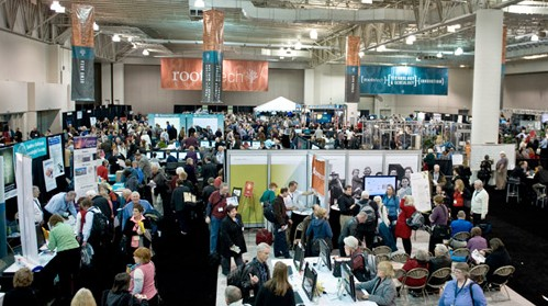 RootsTech expo