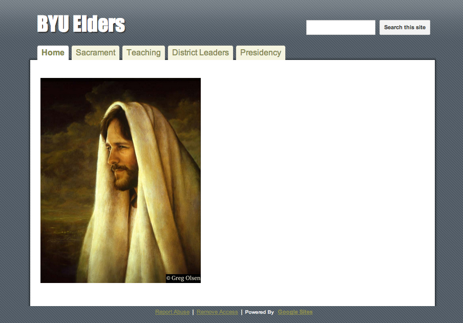 GEEK.Q.P. — Use tech to organize an Elders Quorum